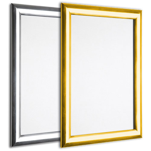 Poster Snap Frames 25mm Profile -  Mitred Corners -  Polished