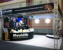 Mouldlife - Medium Exhibition Stand Hire
