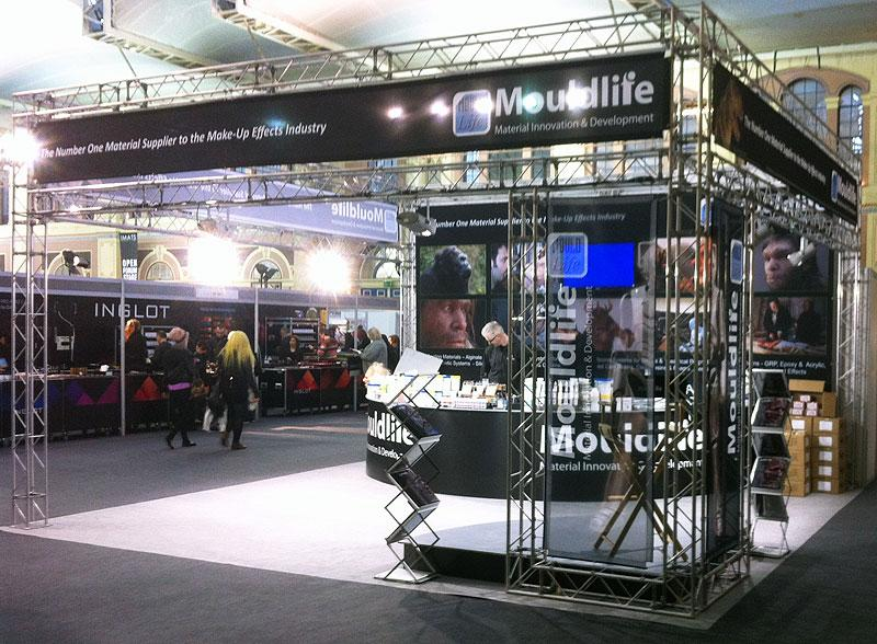 Exhibition Stand Hire Qualifications : Moved permanently