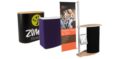 Exhibition Counters & Workstations
