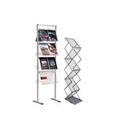 Literature Stands & Leaflet Holders