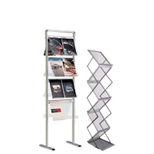 Literature Stands & Brochure Stands