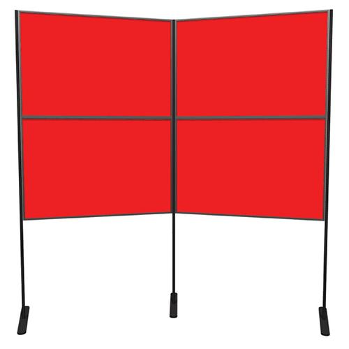 Portable Exhibition Board : Display boards portable panels wizard