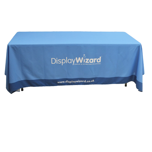 Printed Fabric Banners & Tablecloths