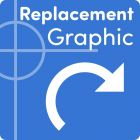 Evolve Rectangle Counter Replacement Graphic