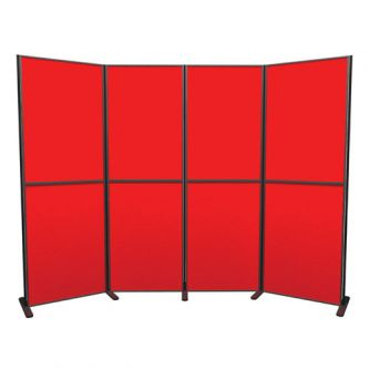 8 Panel & Pole Kit - Baseline Panels