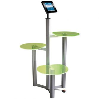 Horizon iPad POS Display Stand