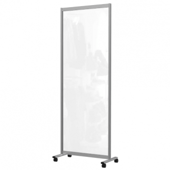 Protective Clear Screen Partition