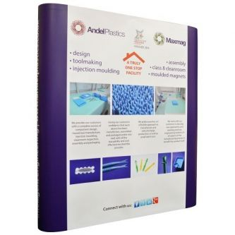 3x2 - EventPro Pop Up Stand - Straight
