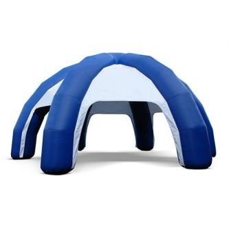 Inflatex Inflatable Event Igloo - 6 Legs - No Printed Walls