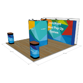 Linked Pop Up System - Kit 12