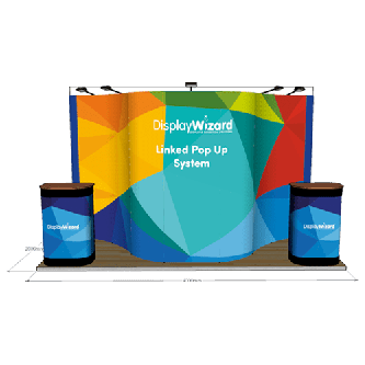 Linked Pop Up System - Kit 4