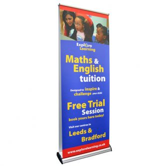 Rapid Pro Double Sided Roller Banners