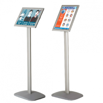 Relay Poster Display Stands
