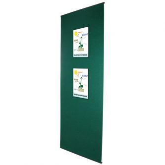 Slimline Velcro Friendly Banner Stand