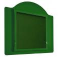 Green Frame / Green Felt