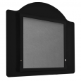 Black Frame / Grey Felt