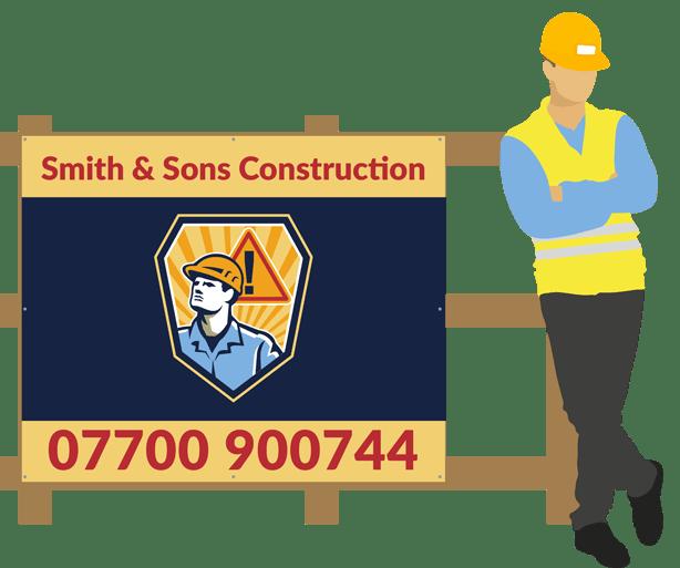 Construction Displays
