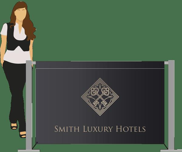 Hospitality Displays