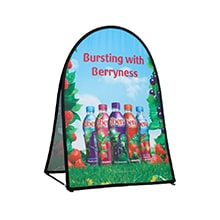 Fabric Pop Out Banners