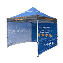 Custom Printed Tents & Inflatables