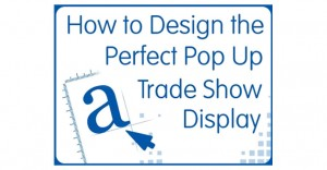 How to design a pop up display