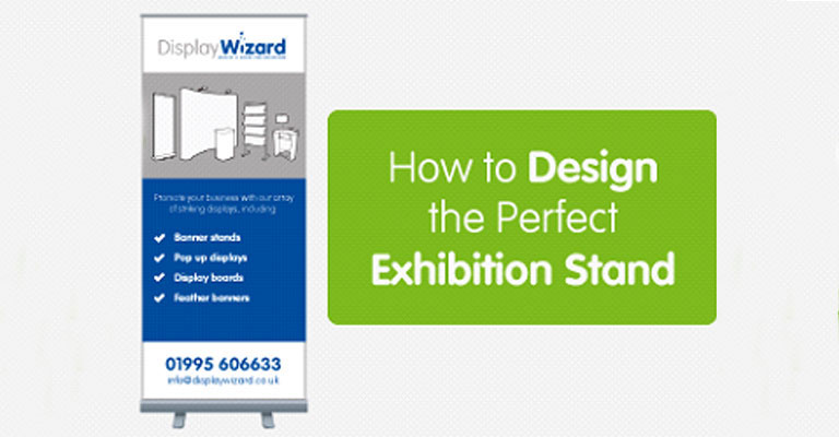 How to Design the Perfect Display Stand