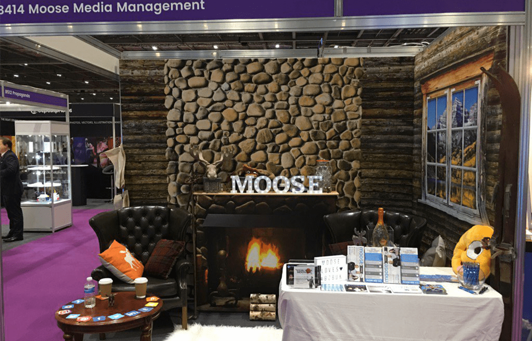 Trade show tips, relaxing space exhibition stand