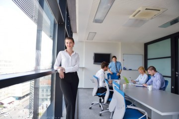 attracting new business through your office