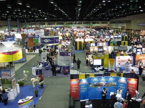 Trade Show Giveaways Generate Leads
