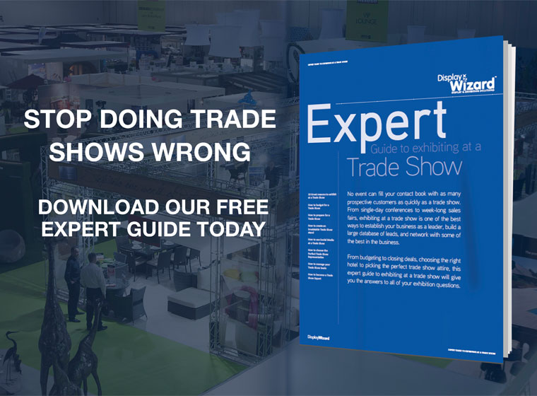 Trade Show Guide Exhibit Correctly