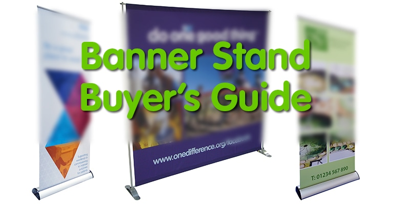 Banner Stand Buyer's Guide