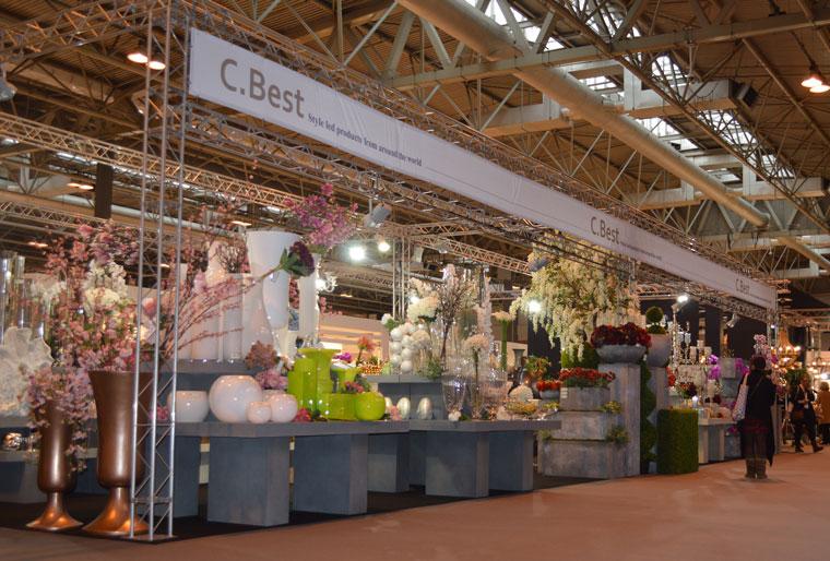 C. Best Exhibition Service
