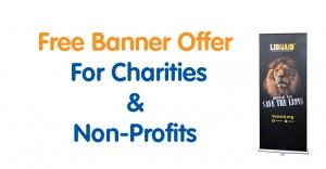 Non-Profit Banner Offer