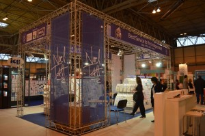 gantry exhibition stand spring fair
