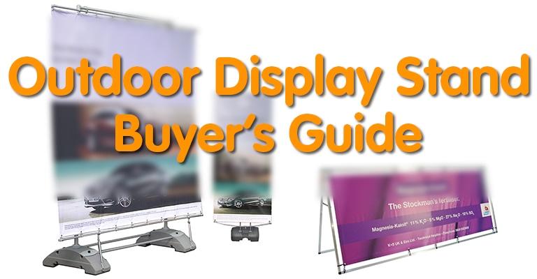 Outdoor Display Stand Buyer's Guide