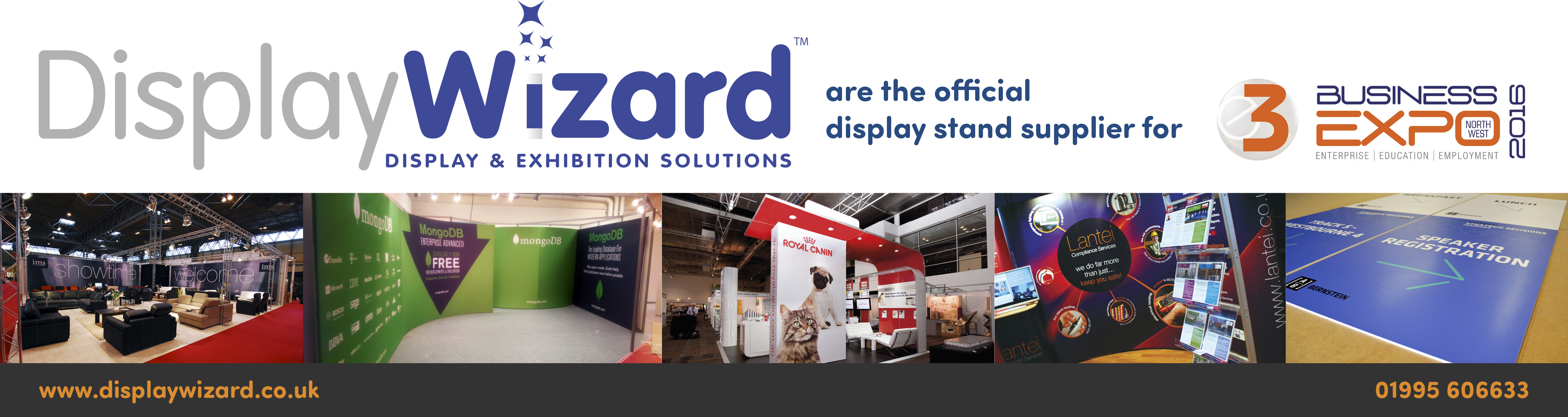 e3 Business expo display stand supplier