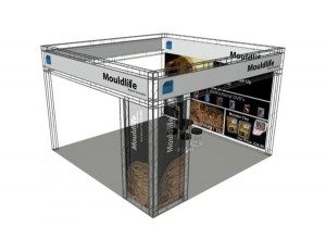 Render for Exhibition Stand