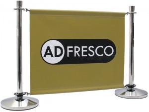Adfresco Cafe Barrier