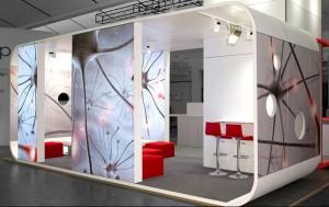 Exhibition Stand Aluminium