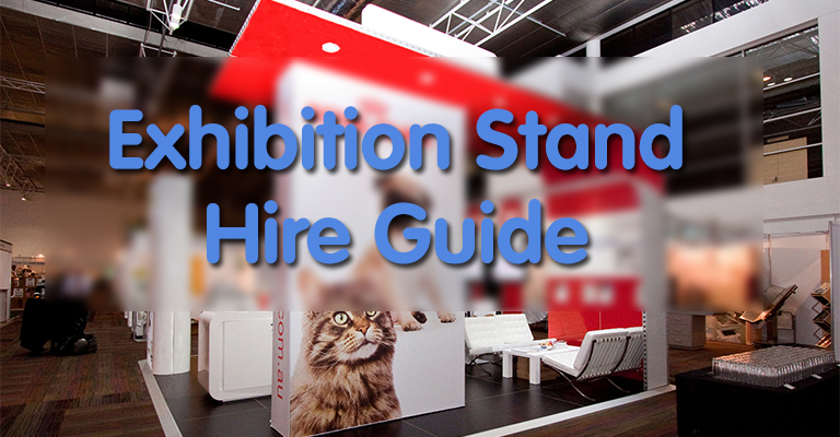 Guide to Renting an Exhibition Stand