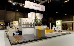 Exhibition Stand Pallmann