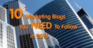 UK's best marketing blogs