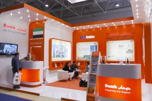 Ducab Exhibition Stand