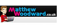 Best UK Marketing Blogs Matthew Woodward logo