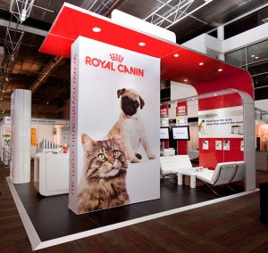 Royal Canin Exhibition Stand
