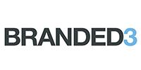 Branded 3 logo