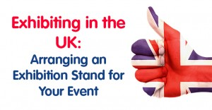 Arranging an Exhibition Stand