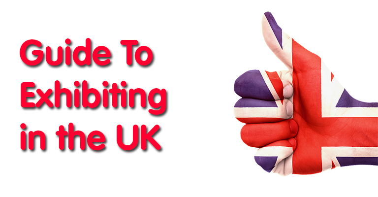 Exhibiting in the UK: Arranging an Exhibition Stand