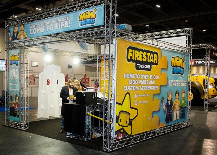 Firestar Stand Exhibitions